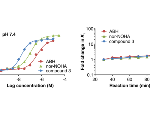 Novel screening assay for Arginase-1 inhibitors published in SLAS Discovery