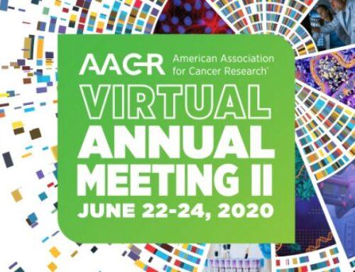 NTRC Presents at AACR Virtual Annual Meeting II