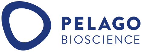 logo Pelago Bioscience for press release Eurostars collaboration on novel biomarkers for Immuno Oncology