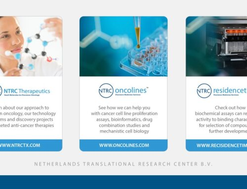 New website on small molecules for precision oncology: www.ntrctx.com