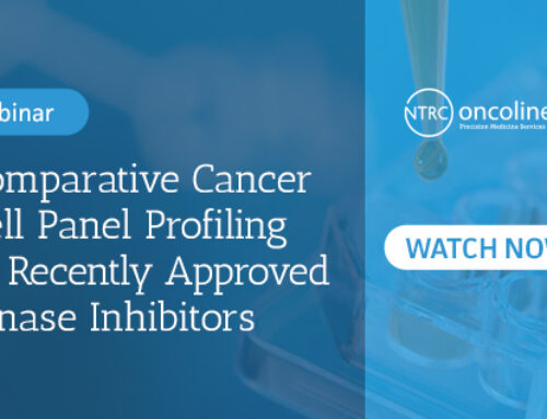 [Webinar] Comparative Cancer Cell Panel Profiling of Recently Approved Kinase Inhibitors